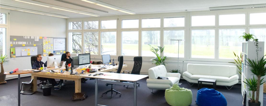 Büro Startup Station