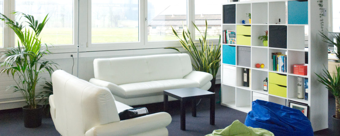 Lounge Startup Station