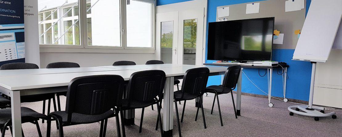 Startup Meetingraum